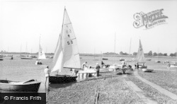 Bosham, The Harbour c.1965