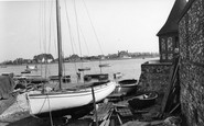 Bosham, The Harbour From The Trippett c.1960