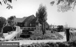 The Old Mill c.1955, Bosham