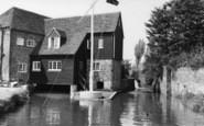 Bosham, The Old Mill c.1960