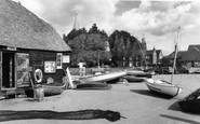 Bosham, the Quay c1960