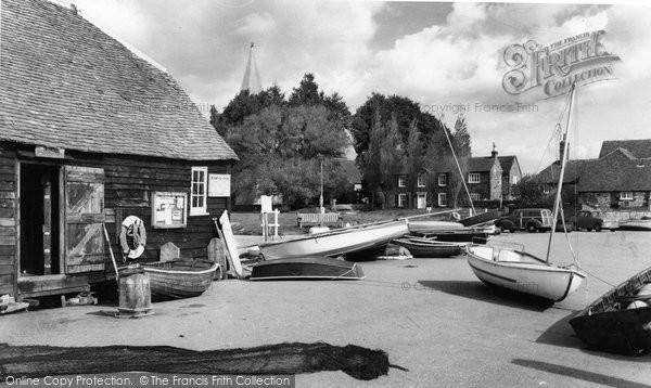 Photo of Bosham, the Quay c1960