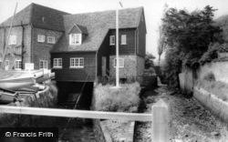 The Sailing Club c.1965, Bosham