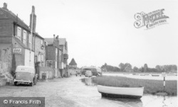 Bosham, The Waterfront c.1955