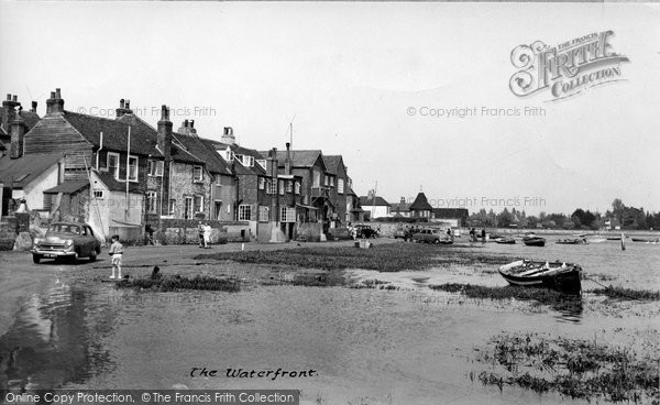 Bosham, The Waterfront c.1960