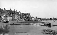 Bosham, The Waterfront c.1960