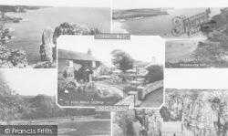Bosherston, Composite c.1960