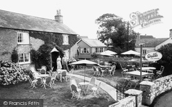 Bosherston, The Tea Gardens c.1959