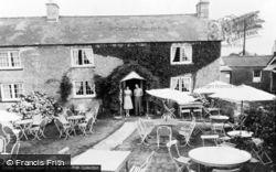 Bosherston, Ye Olde World Cottage c.1955