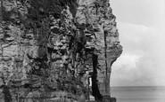 Bossiney, Elephant Rock 1895