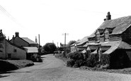 Bossiney, The Village c.1955