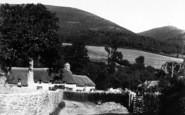 Bossington, 1890