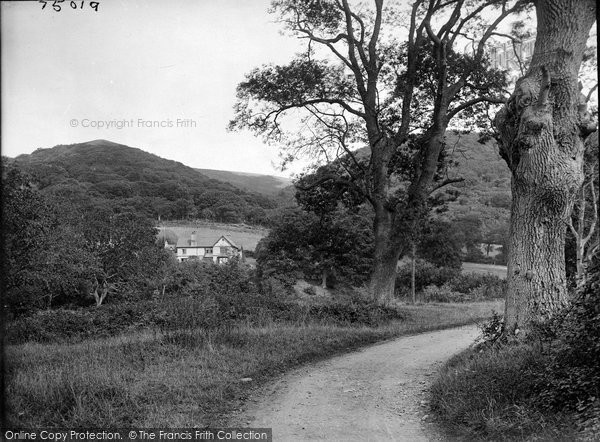 Bossington, 1923