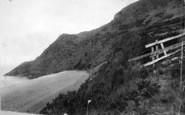 Bossington, Hurlstone Point 1901