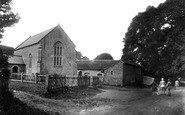 Bossington, Lynch Church 1931