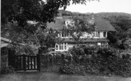 Bossington, The Orchard Guest House c.1955