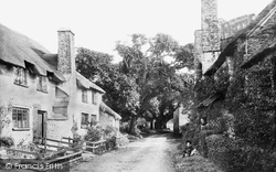 Bossington, the Village
