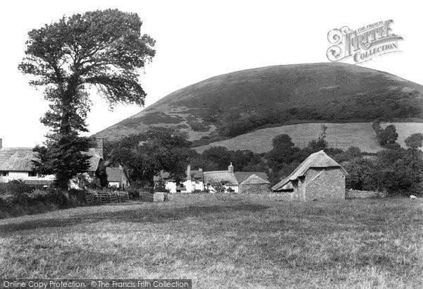 Bossington, The Village 1907