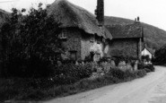 Bossington, The Village c.1935