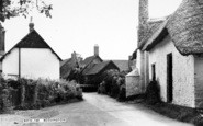 Bossington, The Village c.1965