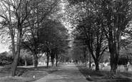 Boston, Cemetery 1899