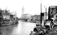 Boston, Doughty Quay 1899