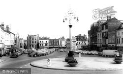 Boston, Market Place c.1965