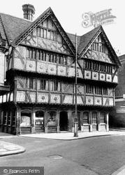 Boston, Shodfriars Hall c.1955