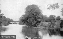 Bridge On The Wharf 1893, Boston Spa