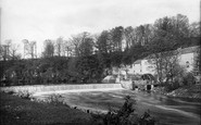 Boston Spa, Flint Mills 1895