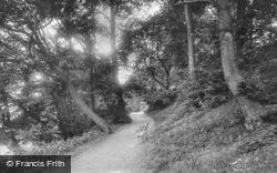 Riverside Walk 1909, Boston Spa