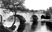 Boston Spa, The Bridge 1908