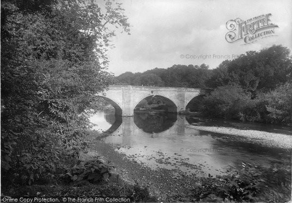 Boston Spa, The Bridge 1921