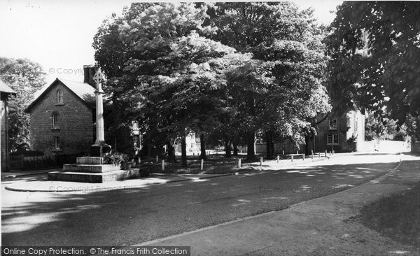Boston Spa, The Green, Thorpe Arch c.1955