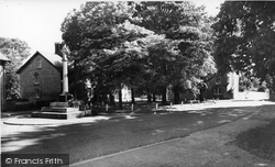 Boston Spa, The Green, Thorpe Arch c.1955