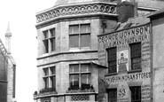 Boston, The Bank, Market Place 1899
