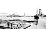 Boston, The Docks 1890