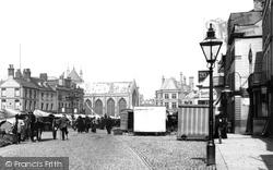 Boston, The Market 1899
