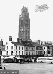 Boston, The Market Place c.1955