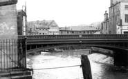 Boston, The Town Bridge c.1955
