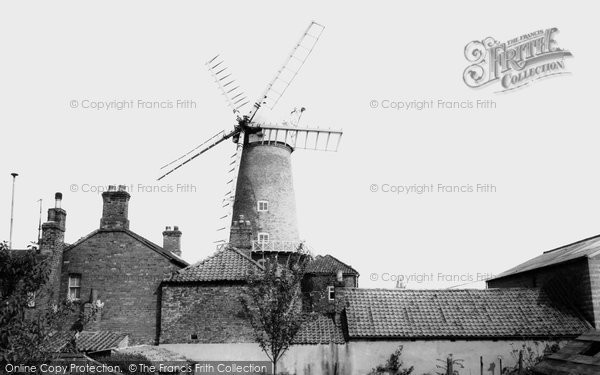 ,Boston, the Windmill c1965, Lincolnshire,