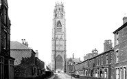 Boston, Tower Street 1893