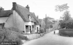 A Pretty Corner c.1960, Botesdale