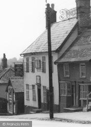 The Angel Inn c.1955, Botesdale