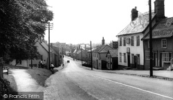 The Village c.1955, Botesdale
