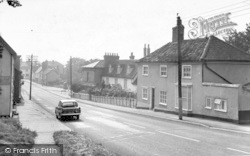 The Village c.1965, Botesdale