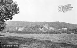 Bothal, Castle And Vicarage c.1955