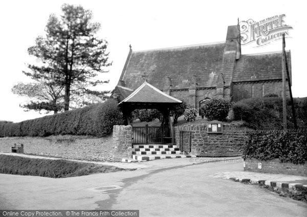 Bothenhampton, Holy Trinity Church c.1939