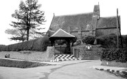 Bothenhampton, Holy Trinity Church c.1939