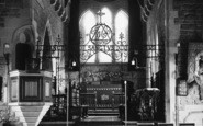 Bothenhampton, Holy Trinity Church, Chancel c.1939